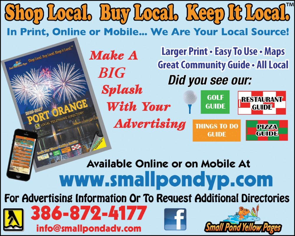 Small Pond Advertising LLC –  We Offer Print, Online, Mobile & Web Products